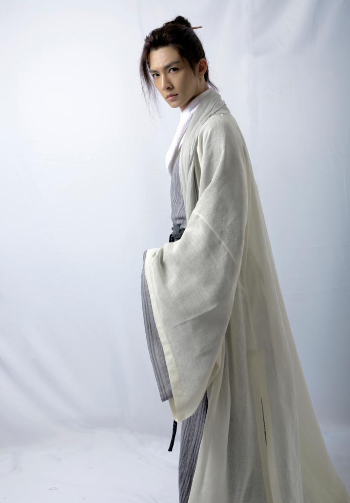 <br> ▲炎亞綸古裝扮相獲得好評。(圖/北京東方飛雲國際影視提供)