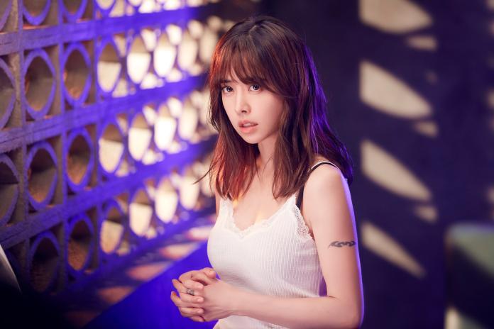 <br> ▲蔡依林推出新歌MV〈愛的羅曼死〉。(圖/索尼音樂提供)