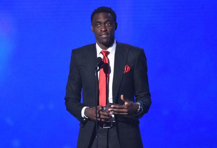 NBA/年度頒獎典禮 林書豪隊友西亞卡姆獲進步獎