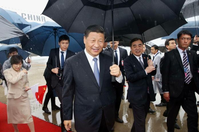 ▲《華爾街日報》報導,中國國家主席習近平對「川習會」設下先決條件,立場強硬。(圖/美聯社/達志影像)