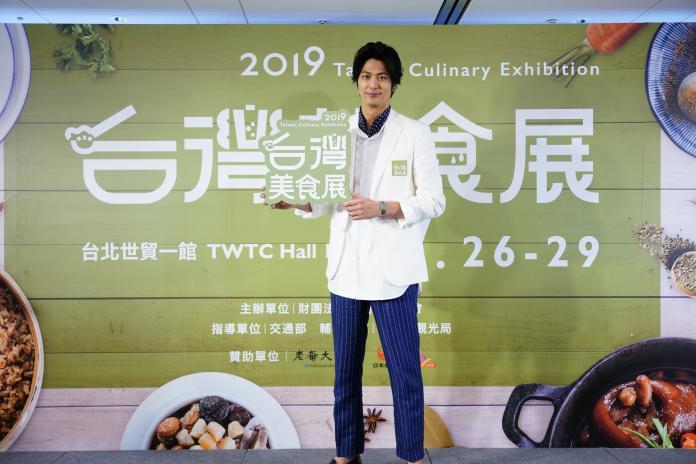 日型男帥廚逛台灣市場 見特色食材好興奮