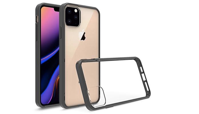 iPhone XI 真的長這樣嗎?配件商竟已販售背蓋讓設計曝光
