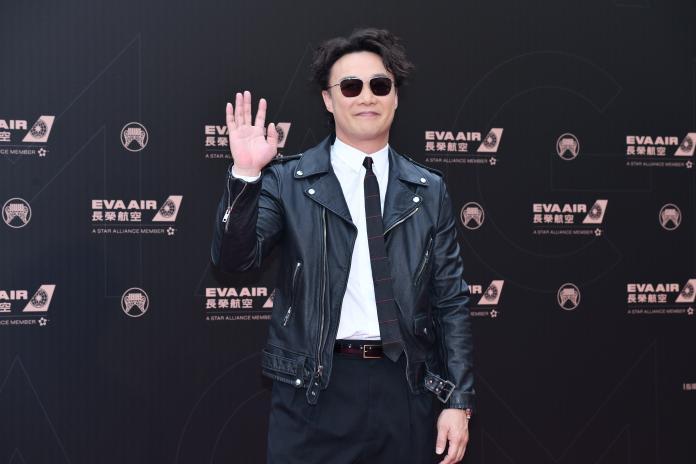 ▲陳奕迅出席金曲30星光紅毯。(圖/影像中心攝 , 2019.