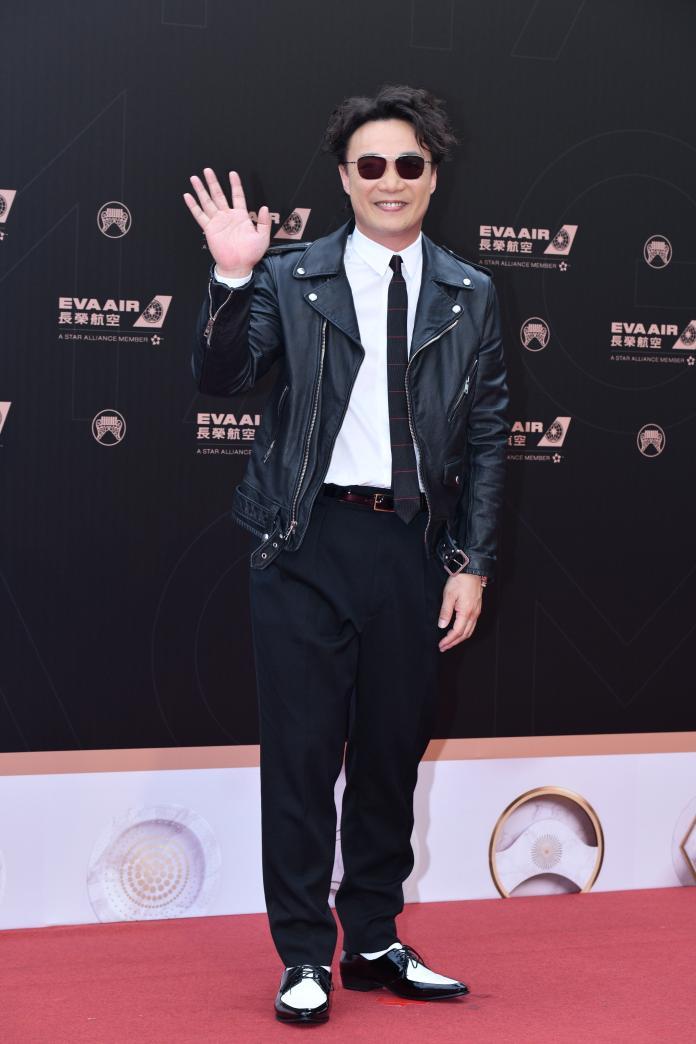 ▲陳奕迅出席金曲30星光紅毯。(圖/影像中心攝 , 2019.06.29)