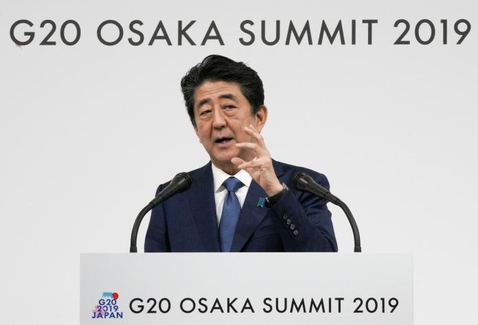 G20閉幕通過《大阪宣言》 避談「反對保護主義」
