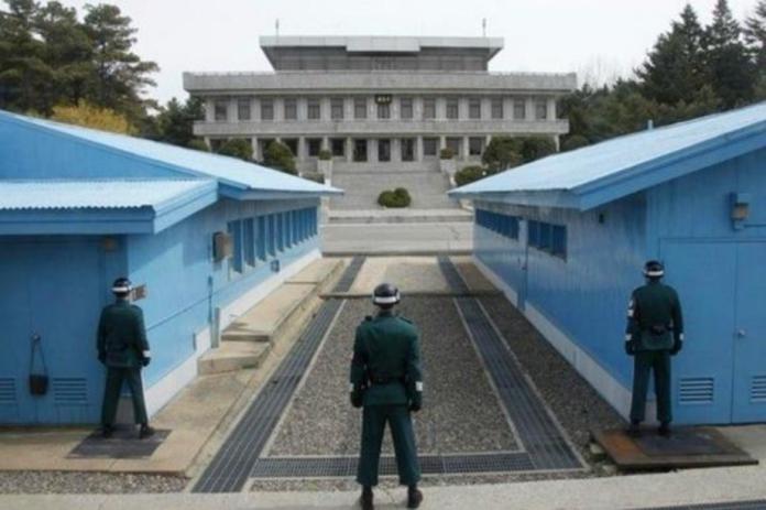 北緯38度線南北韓邊境 揭開「<b>板門店</b>」神秘面紗