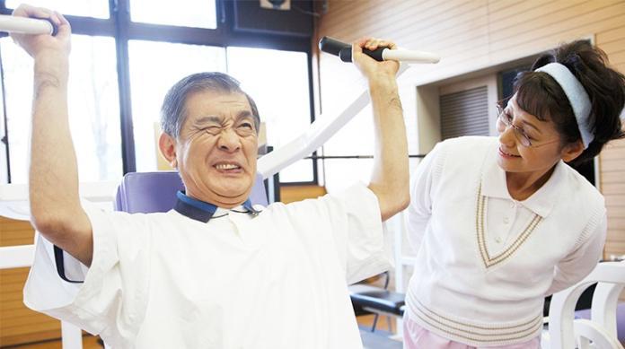 中高齡預防肌少症 阻抗型運動比慢跑還有效