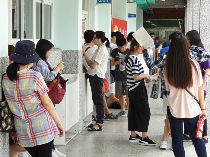 大學指考7月3日登場 防疫措施照舊 需全程戴口罩