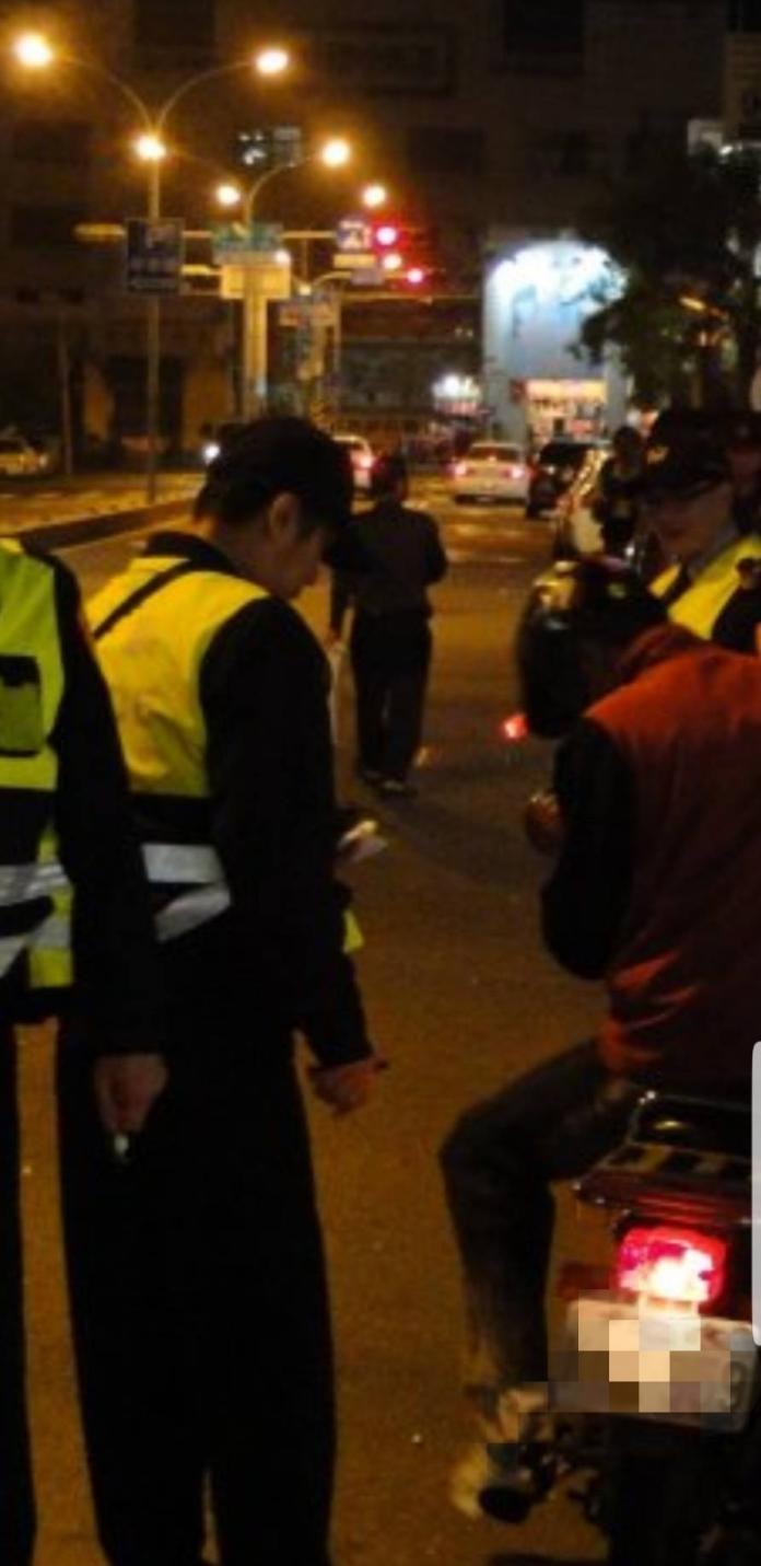 白目酒客不理酒駕新制 中市首日逮45人