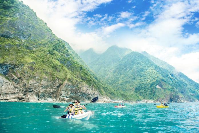 暑期夏季山海體驗 四大玩法清涼又消暑