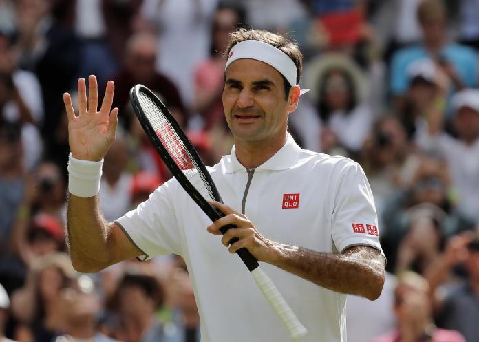 網球/前十種子多人落馬 費德勒:選手的差距正在縮小
