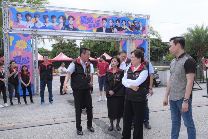 花蓮夏戀嘉年華7月4日登場 羅志祥打頭陣