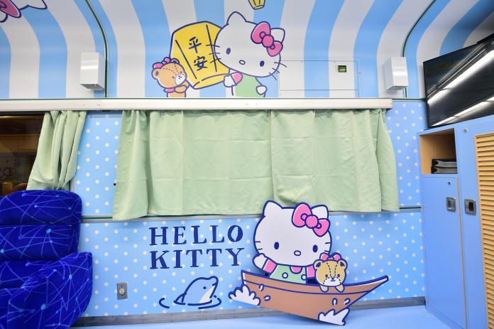 Hello Kitty列車