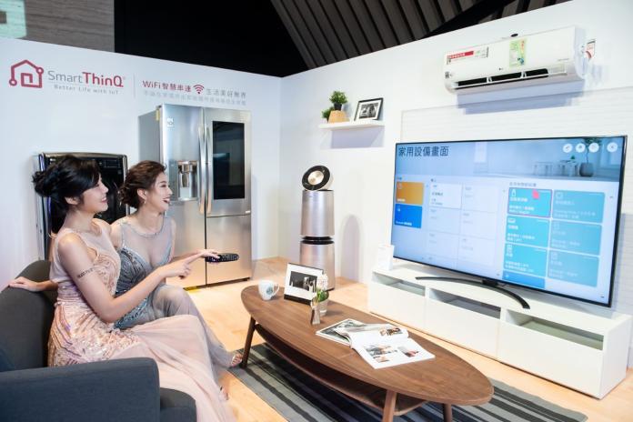 LG與三星發表新系列頂級智慧電視 智慧物聯是焦點