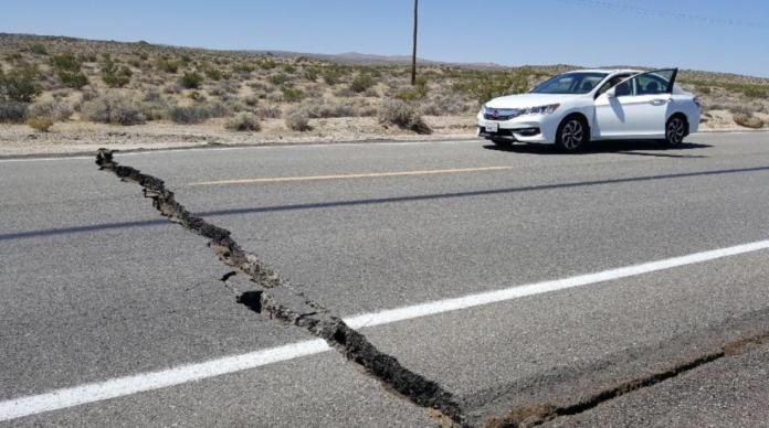 20年來最大 <b>南加州</b>發生規模6.4大地震