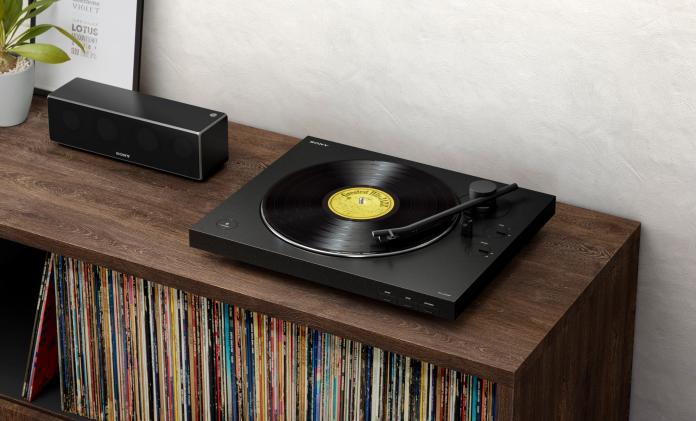 <b>黑膠</b>再度崛起 Sony無線<b>黑膠</b>唱盤超便利 HYM攻文青市場