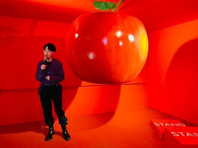 ▲吳青峰推出單曲〈巴別塔慶典〉。(圖/記者陳思誼攝, 2019.07.05)