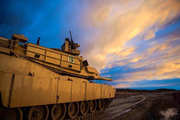 ▲美國陸軍M1A2 戰車(圖/美國陸軍)