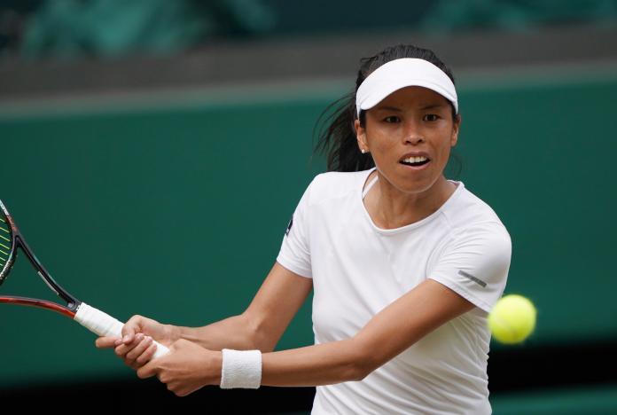 網球/杜拜女網謝淑薇拍下中國<b>彭帥</b> 8強再遇前搭檔