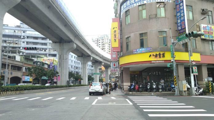 ▲機捷泰山貴和站距新莊丹鳳商圈近,周邊房價相對便宜。(圖/信義房屋提供)