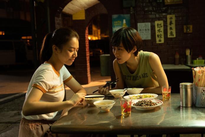▲吳可熙和宋芸樺(左)有段超友情往事。(圖/岸上影像)