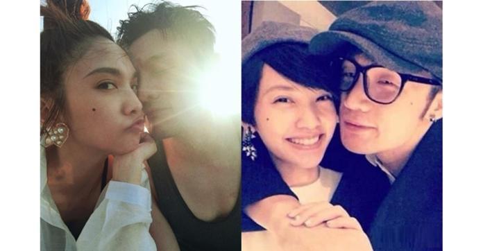 ▲楊丞琳比李榮浩大一歲,她在六月的時候曾發文寫到:「不要讓年齡成為阻礙愛情的條件,勇敢去愛!不要錯過,不要遺憾。」(圖/合成自臉書)