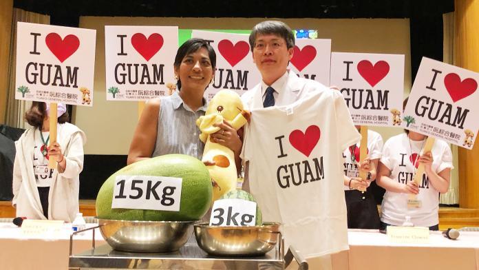 高雄<b>國際醫療</b>再獲肯定 關島女跨海求醫切除18公斤腫瘤