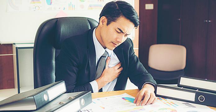 微循環障礙造成身體<b>缺氧</b>  血壓升高恐是代償反應