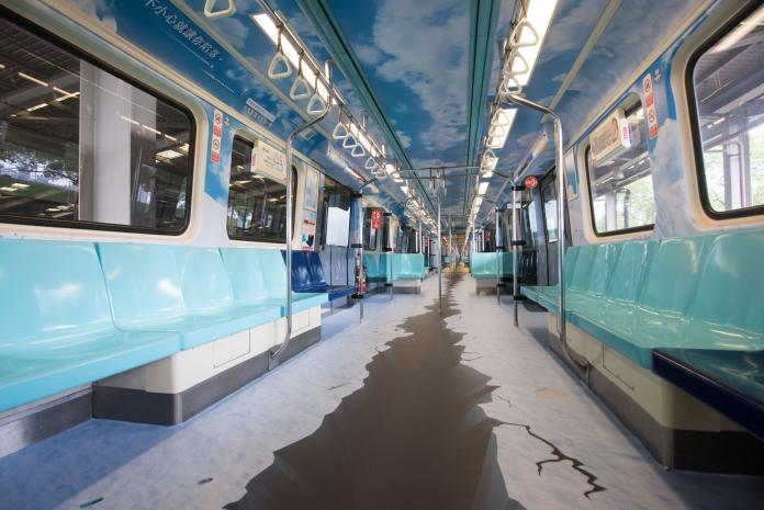 ▲有些民眾搭捷運看到空位不坐是因為「下一站就下車」和「讓座問題」。(示意圖/台北捷運臉書)