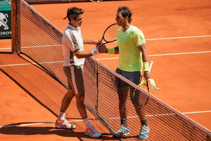 網球/什麼瑜亮情節攏是假?費天王15年前早就想通了
