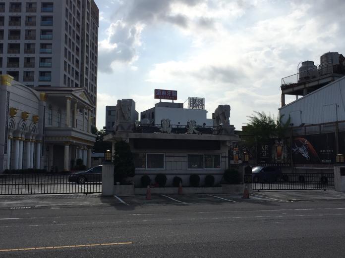 台南萬象舞廳11日凌晨發生凶殺案