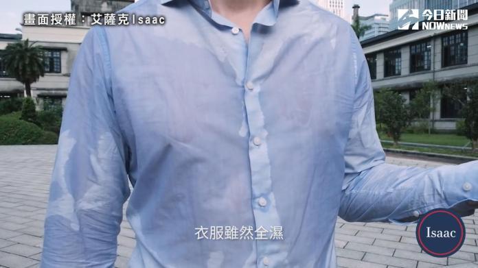 夏天怎麼穿才不會熱?型男爆汗實測
