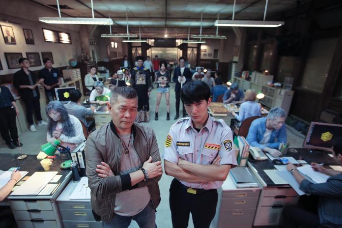 影/台版《MIB星際戰警》最奇幻場景曝光 邱澤嚇到