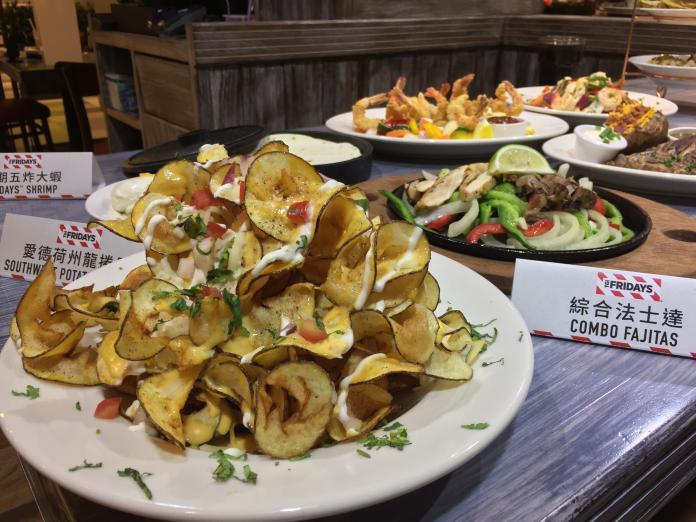 ▲TGI FRIDAYS即將在信義區開幕全球首間復刻餐廳,推出多道經典復刻菜色。(圖/記者黃仁杰攝,2019.07.11)