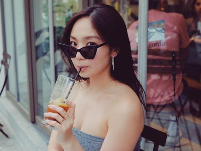 ▲陳芳語常在社群網站分享生活。(圖/陳芳語IG)