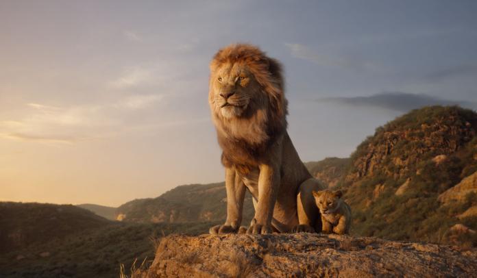 ▲《獅子王》(圖/迪士尼影業)
