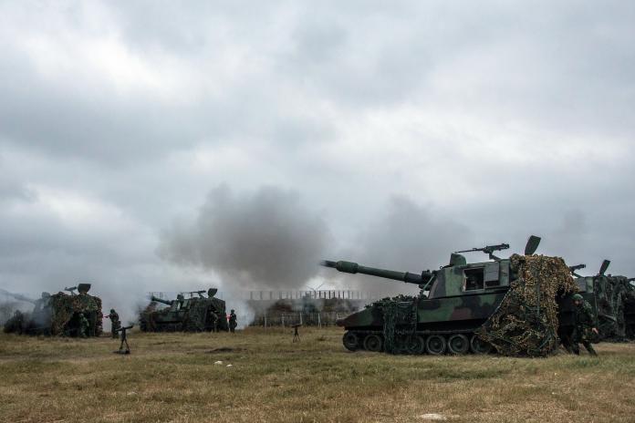 美售台M109A6自走砲 專家:必要但並非突破性戰力