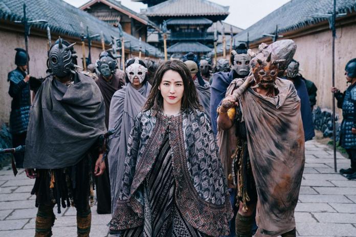 ▲《王者天下》長澤雅美飾演山大王楊端和(圖/傳影互動)