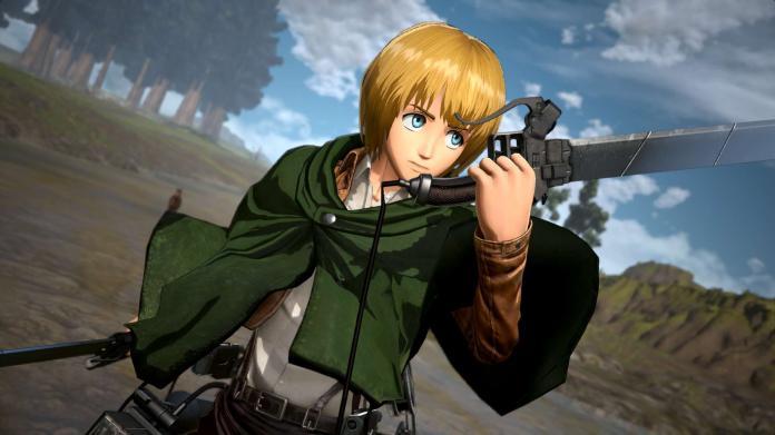 第三季劇情和雷槍!《進擊的巨人2 -Final Battle-》試玩