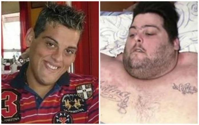 減肥節目冠軍<b>復胖</b>到400公斤 疾病纏身抑鬱而終