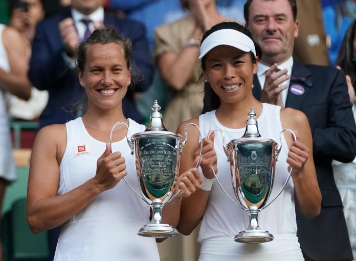 <b>溫網</b>/新冠病毒影響 英國溫布頓網球賽二戰來首度取消