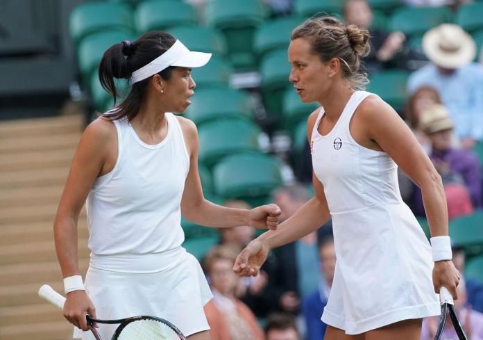 網球/羅馬網賽 女雙頭號種子謝淑薇今晚戰日本組合
