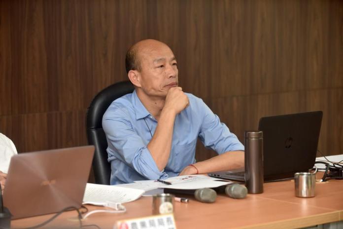 媒體緊跟韓國瑜與吳敦義密會 突閃電取消