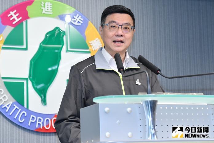 直播/民進黨遭質疑「被染紅」 卓榮泰急出面滅火