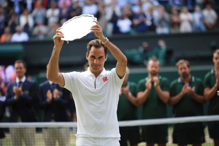 Roger Federer。(圖/美聯社/達志影像)