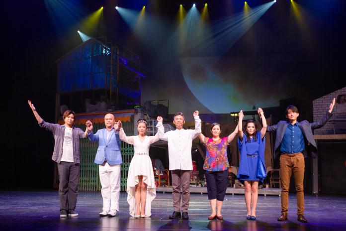 <br> ▲升級旗艦版《搭錯車》於臺中歌劇院首場演出圓滿落幕。(圖/相信音樂提供)
