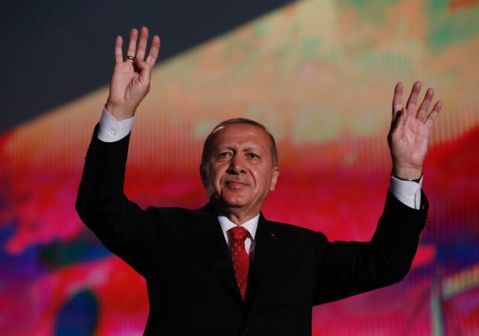 土耳其開始施打<b>中國疫苗</b> 艾爾段:我也接種了