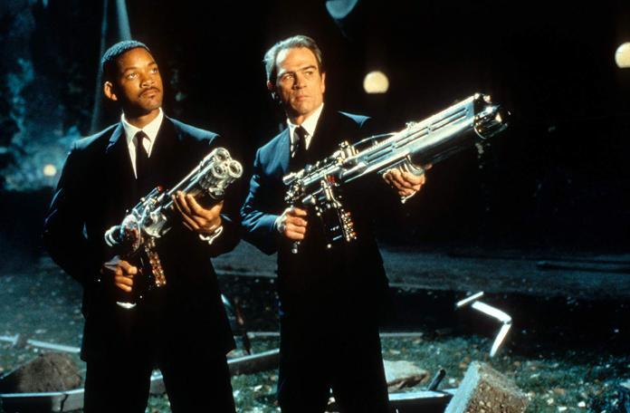 ▲1997年《MIB星際戰警》(圖/哥倫比亞三星影片)