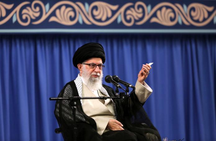 ▲伊朗最高領袖哈米尼28日指責美國總統拜登,稱對方在重啟核協議的談判中,提出與前總統川普相同的要求。資料照。(圖/美聯社/達志影像)