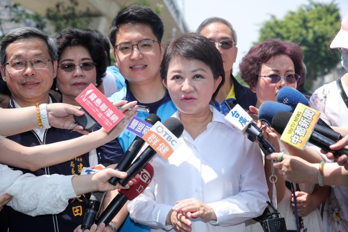 初選後韓國瑜致電盧秀燕 討論未來攜手同心